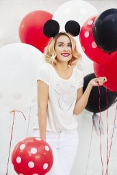 Lauren Conrad - Photoshoot for her 2015 Minnie Mouse Collection