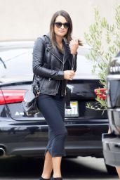 Lea Michele - Out in Los Angeles, June 2015