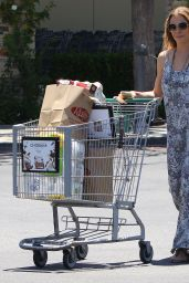 LeAnn Rimes - Grocery Shopping in Calabasas, June 2015