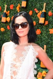 Leigh Lezark – 2015 Veuve Clicquot Polo Classic in New Jersey