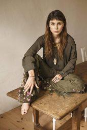 Lena Meyer-Landrut - Grazia Magazine - June 2015