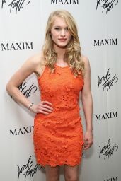Leven Rambin - Lord & Taylor Suddenly Summer Jam W/ Maxim Magazine & Dellin Betances in New York