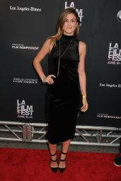 Lidsey Shaw - Scream Premiere at Los Angeles Film Festival