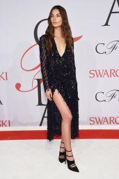 Lily Aldridge – 2015 CFDA Fashion Awards in New York City