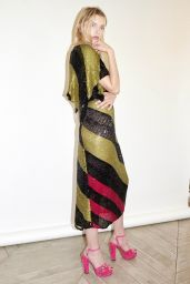 Lily Donaldson - Sonia Rykiel Resort 2016
