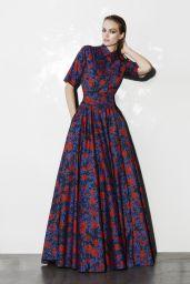 Lindsay Ellingson - Sophie Theallet Resort Collection 2016