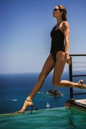 Lindsay Ellingson - The Daily Summer Magazine - July 2, 2015 Issue