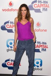 Lisa Snowdon - Capital FM Summertime Ball in London, June 2015