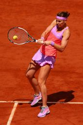 Lucie Safarova – 2015 French Tennis Open at Roland Garros in Paris – Quarterfinals