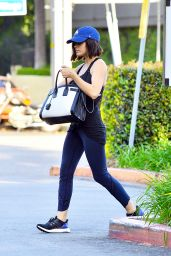 Lucy Hale Shopping at Whole Foods in Los Angeles, June 2015