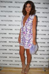 Lucy Mecklenburgh - Launch of Her Clothing Collection in London, June 2015