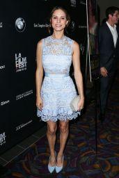 Lyndsy Fonseca - The Escort Screening at LA Film Festival