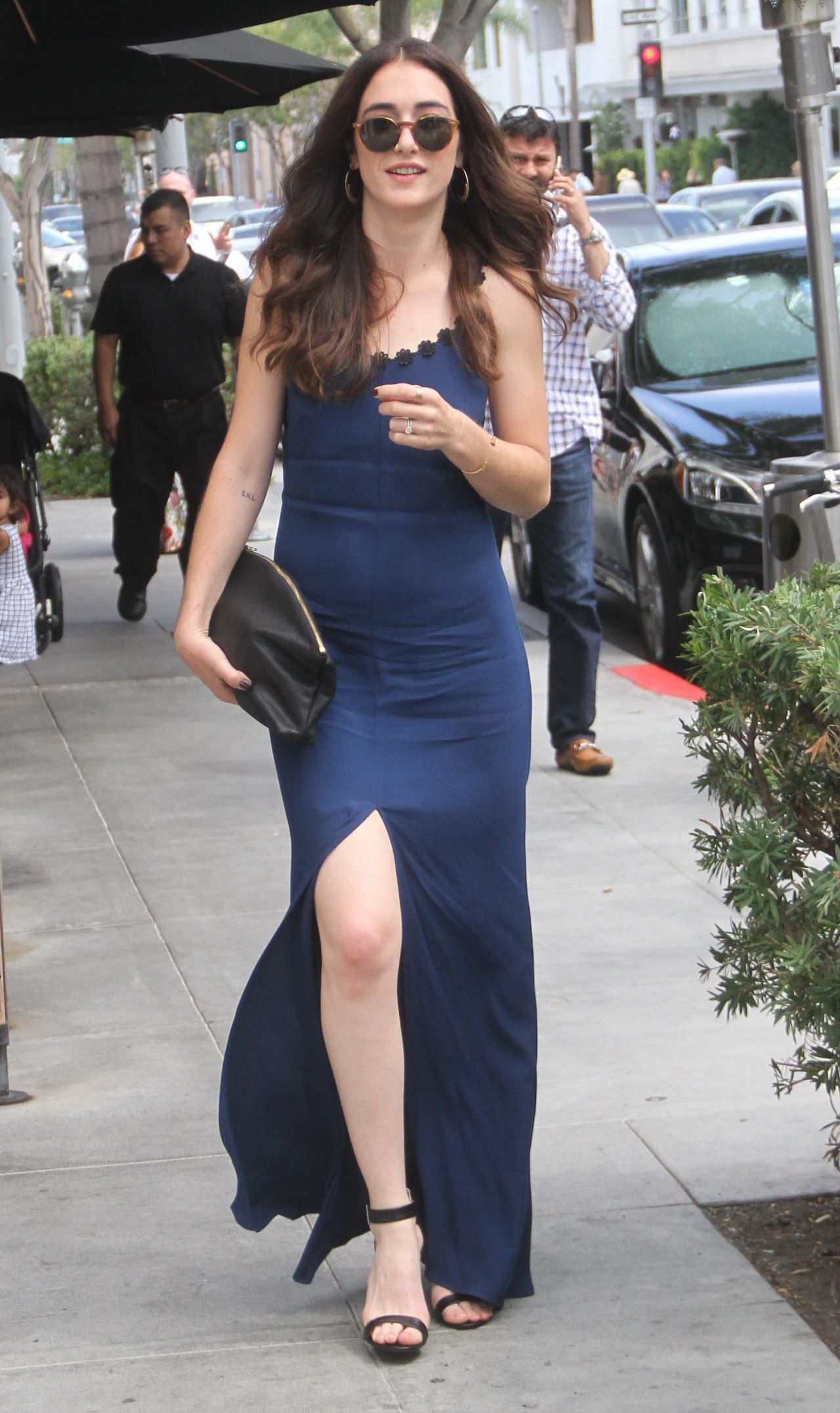 Madeline Zima Summer Style Beverly Hills June 2015
