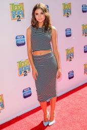 Maia Mitchell – Teen Beach 2 Premiere in Burbank