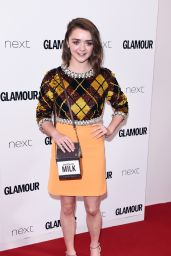 Maisie Williams – 2015 Glamour Women Of The Year Awards in London