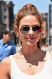 Maria Menounos - Fast & Furious Supercharged Ride Premiere at Universal Studios