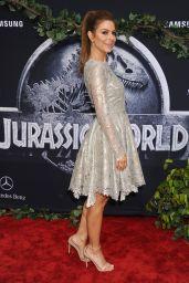 Maria Menounos – Jurassic World Premiere in Hollywood