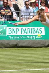 Maria Sharapova - 2015 BNP Paribas Tennis Classic at Hurlingham Club London