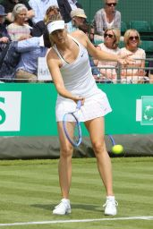 Maria Sharapova - 2015 BNP Paribas Tennis Classic at Hurlingham Club London