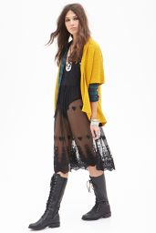 Marilhea Peillard - Forever 21 Collection 2015