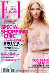 Marloes Horst - Elle Magazine (France) June 2015 Issue
