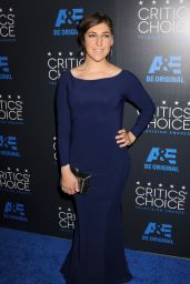 Mayim Bialik – 2015 Critics Choice Television Awards in Beverly Hills