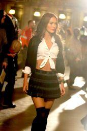 Megan Fox - Teenage Mutant Ninja Turtles 2 Set Photos, New York City, June 2015