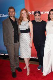 Meghan Markle - 2015 NBC New York Summer Press Day