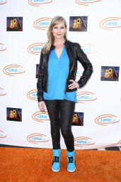 Meredith Monroe - Lupus LA Orange Ball And A Night Of Superheroes in Century City, June 2015