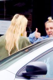 Miley Cyrus - Out in Los Angeles, June 2015