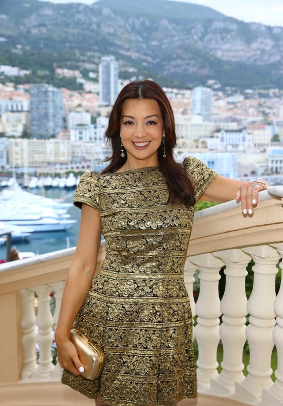 Ming-Na Wen - 2015 Monte Carlo Television Festival Cocktail Party