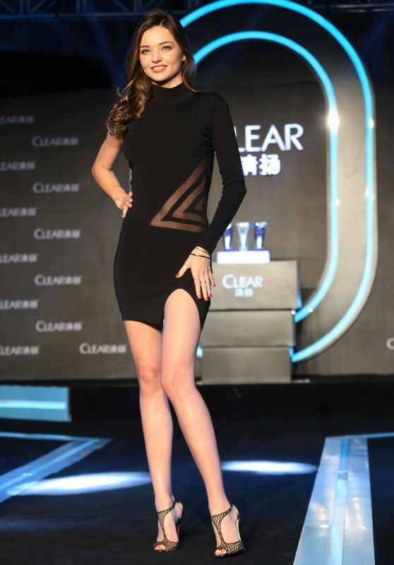 Miranda Kerr - Clear Scalp & Hair Product Launch in Shanghai