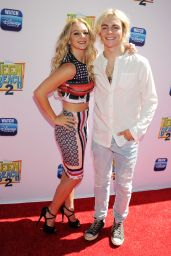 Mollee Gray – Teen Beach 2 Premiere in Burbank