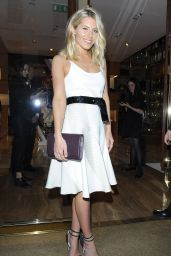 Mollie King - Louis Vuitton Launch Party in London, June 2015