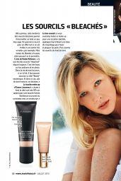 Nadine Wolfbeisser - Marie France Magazine July 2015 Issue