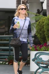 Naomi Watts - Heading Out For a Work Out Session in Brentwood, June 2015