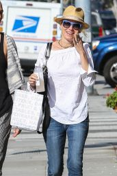 Naomi Watts in Jeans - Brentwood, June 2015