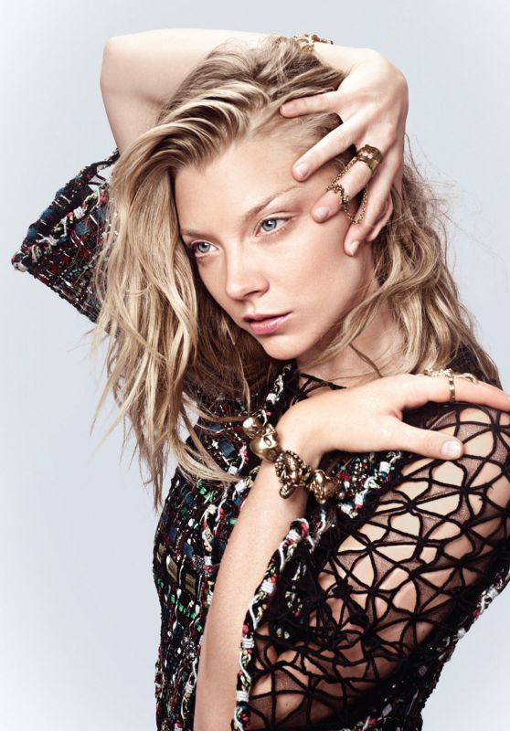 Natalie Dormer - VVV Magazine 2015 Photos