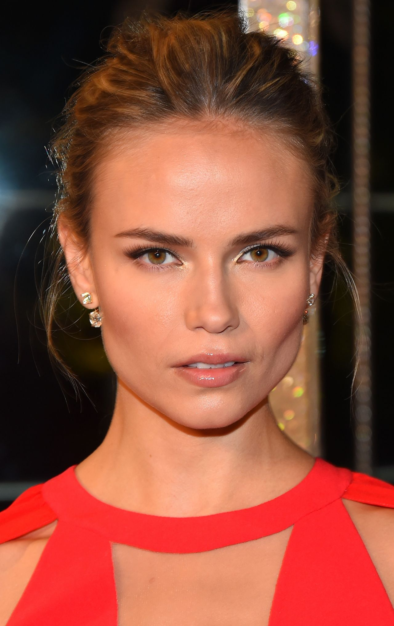 Natasha Poly 2015 Cfda Fashion Awards In New York City
