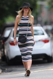 Nicky Hilton Casual Style - Noho, NY, June 2015
