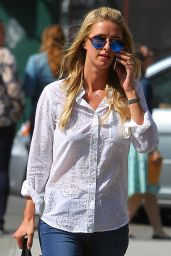Nicky Hilton in Jeans - Out in New York City, May 2015