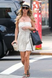 Nicky Hilton - Out Shopping in New York City, June 2015