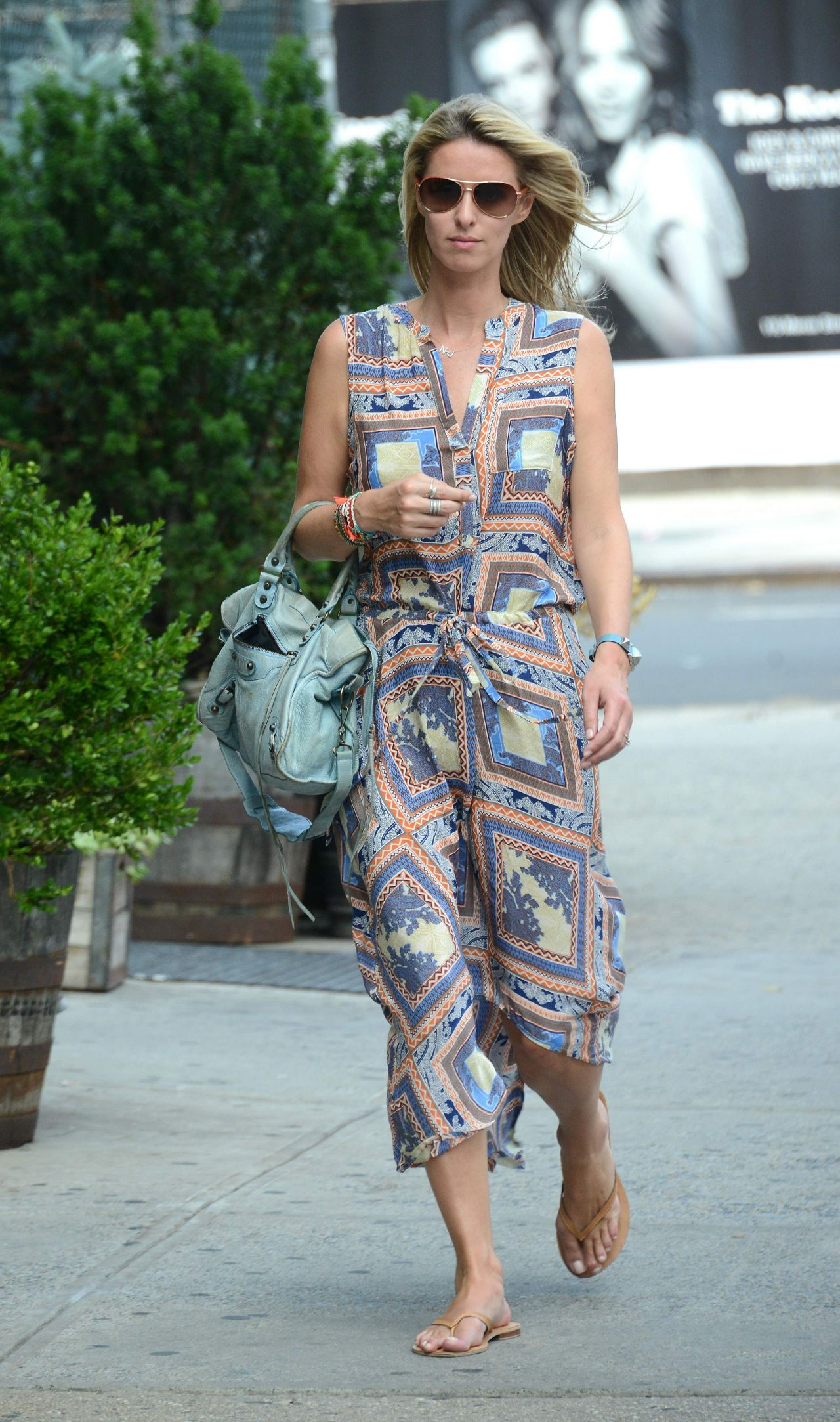 2015 June: Nicky Hilton Summer Style