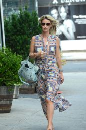 Nicky Hilton Summer Style - NYC, June 2015