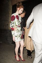 Nicola Roberts at the Chiltern Firehouse in London, June 2015