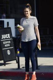 Nina Dobrev - Out in Los Angeles, June 2015