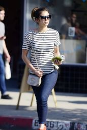 Nina Dobrev - Out in Los Angeles, June 2015