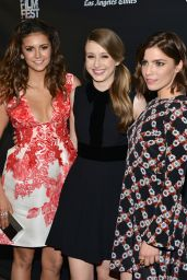 Nina Dobrev - The Final Girls Screening at LA Film Festival