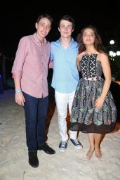 Odeya Rush - Goosebumps Photocall in Cancun