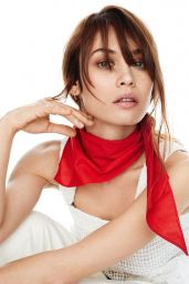 Olga Kurylenko - Photoshoot for InStyle UK May 2015